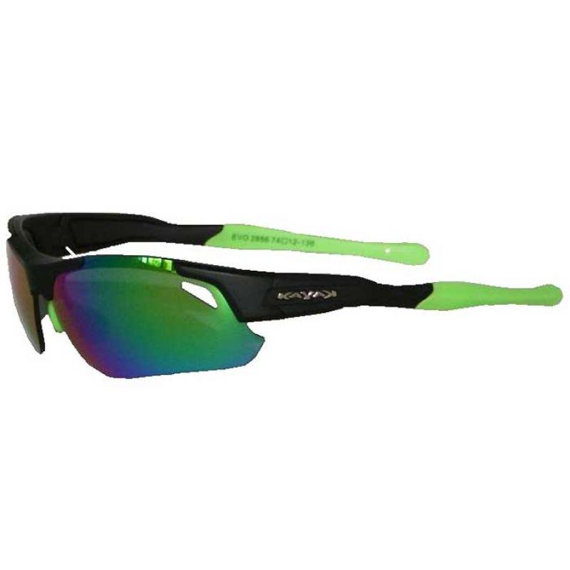 2856 evo negro con verde