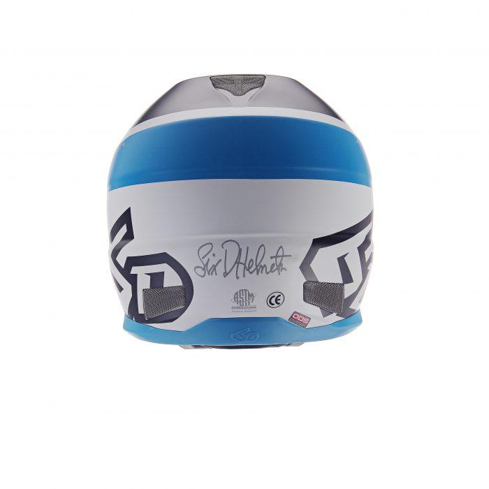 casco dh 20 2226 talla m atb1 fligth white blue 3