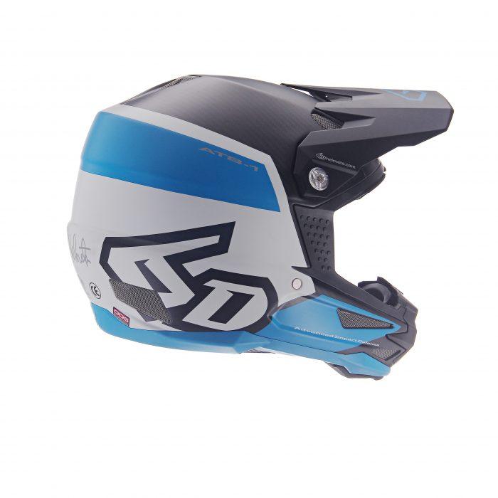casco dh 20 2226 talla m atb1 fligth white blue 4